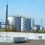 Продается благоустроенная нефтебаза с 2 вертикальными резервуарами для топлива